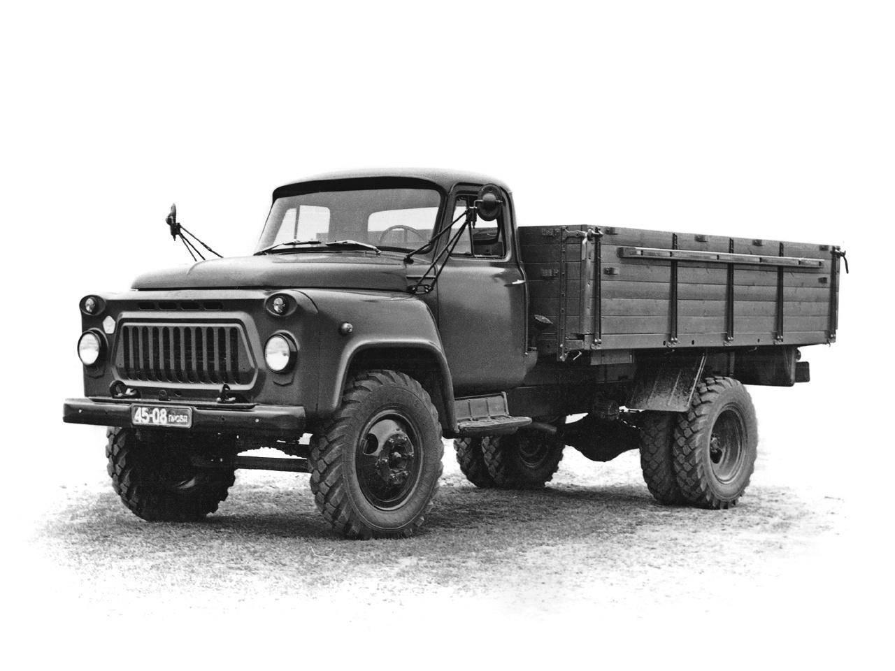Автомобиль грузовой