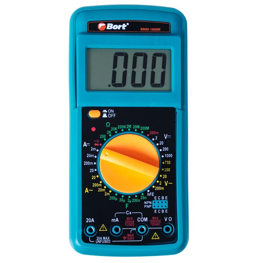 Bort BMM-1000N функциональный прибор