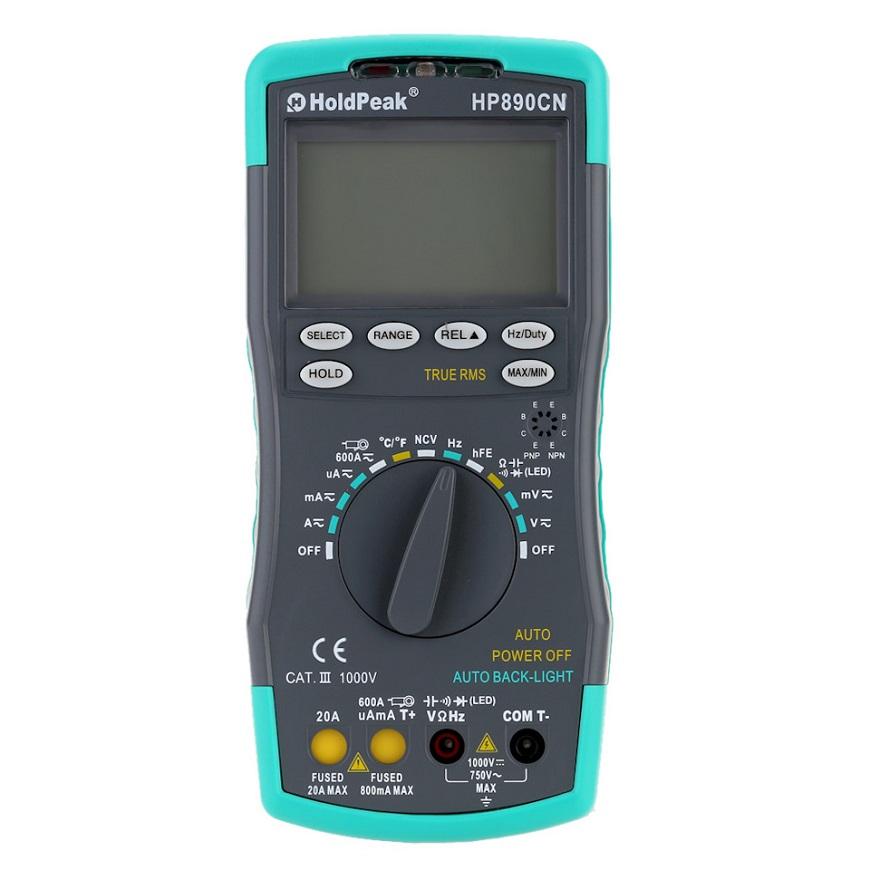HOLDPEAK HP-890CN аналоговый прибор