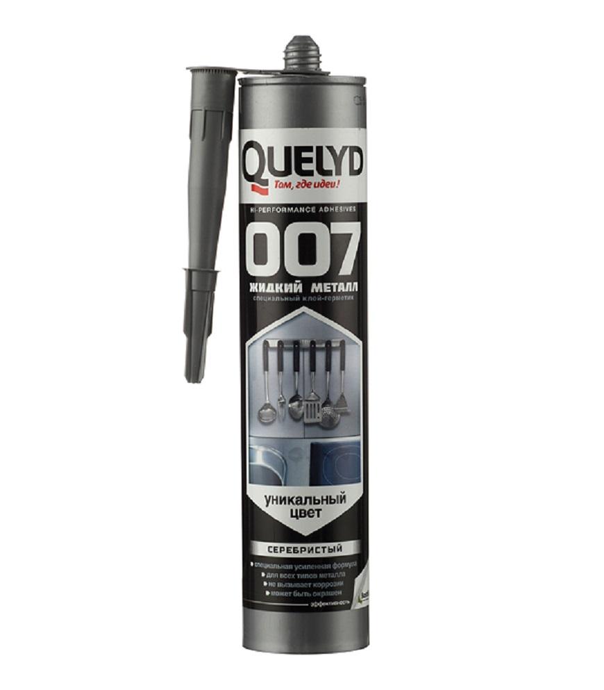 Клей герметик Quelyd 007 (Квилид 007)