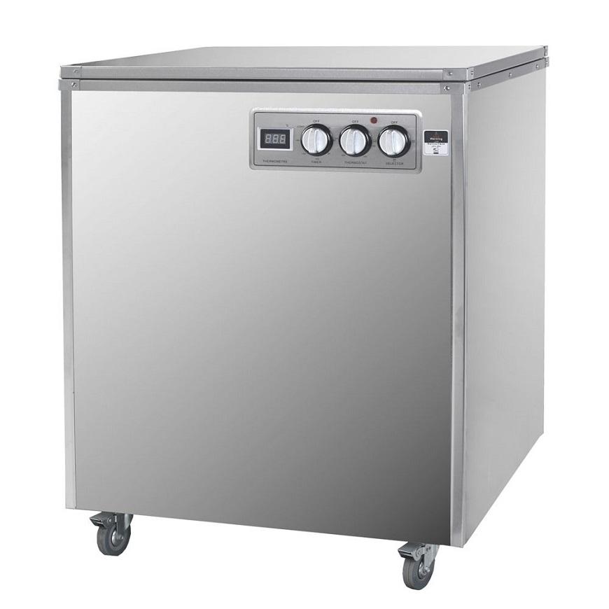 Kocateq GHT440 используется как стационарная печь