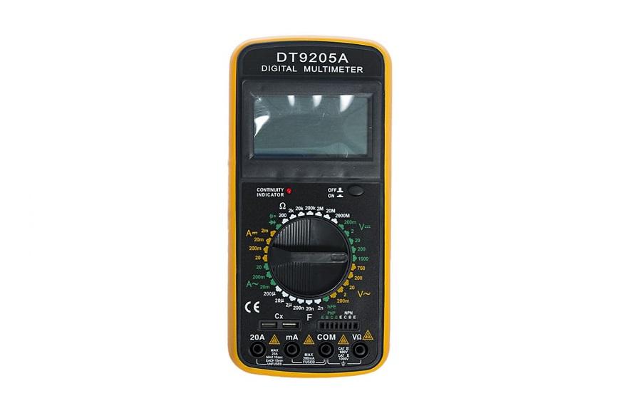 TEK DT 9205A простой аппарат
