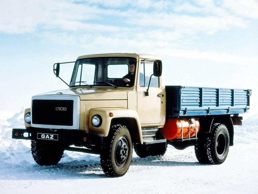 Внешний вид грузовика
